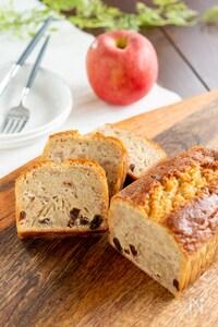 りんごたっぷり!りんごのパウンドケーキ