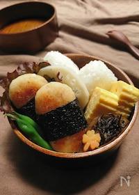 『お弁当に〜めんつゆで簡単ツナマヨはんぺんバーグ〜(作りおき)』