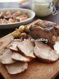 タイム風味のフライパン焼きローストポーク