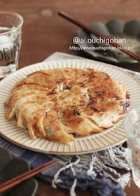 『セロリ嫌いにも食べてほしい♡栄養満点*セロリ餃子♡』
