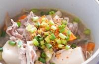 隠し味は本みりん!こっくりおいしい白菜の豚汁