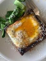 ⭐️オープン卵トースト