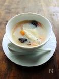 手羽中とプルーンの参鶏湯(サムゲタン)