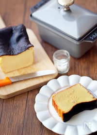 『バスクの黒いチーズケーキ』