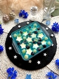 カルピスミルクゼリーの星がいっぱい七夕バージョン
