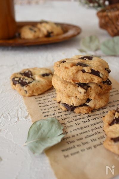チョコ チャンク クッキー 「チョコチャンク」とは? 市販で人気のチョコチャンククッキー・5選