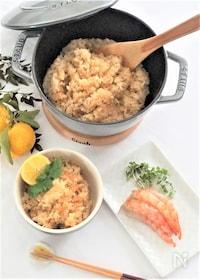 『海老ご飯』