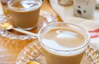 材料3つ!ぷるんぷるん♡コーヒー牛乳プリン