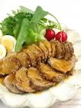 炊飯器de簡単♡やわらか!美味し〜い♡豚の紅茶煮