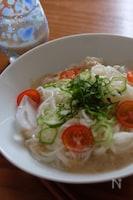 甘酒で作る麺つゆ〜ビューティソース‼️