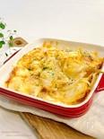 【ほぼ10分】簡単♡新じゃがdeジャーマンポテトのチーズ焼き