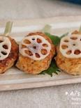 100円むね肉で3人満足♡節約レシピ*ヘルシー鶏ゆずつくね*