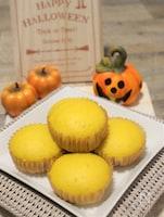 HMで作るかぼちゃの蒸しパン