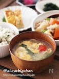 寒い日は*キャベツとたまごの優しいとろみスープ♡