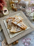期間限定!イタリアのカーニバルのお菓子「フラッペ」