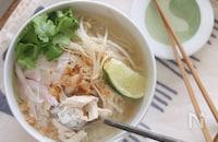 【栁川さん家の休日朝ごはん~第3回~】夏の朝ごはんに。暑い日でもさっぱり食べられるスープ朝ごはん