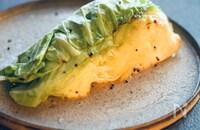甘さ引き立つ✨春キャベツとハーブの蒸し焼き