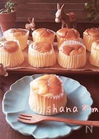 『ふわっしゅわ~♪濃厚スフレチーズケーキ♪』