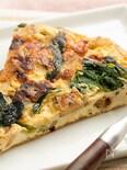 豆腐とゴロゴロ野菜のスパニッシュオムレツ