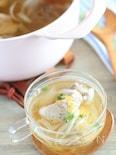 スペアリブのあっさりスープ