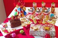 クリスマスパーティーにぴったり!絶対盛り上がる簡単かわいいパーティーレシピ