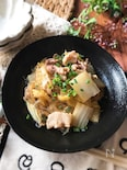 『10分煮込むだけ♡』白菜と豚肉のはるさめ煮