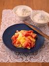 トマトと卵の中華炒め。