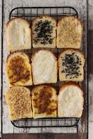 簡単トースト「ラスク♪」