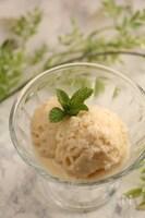 バニラアイス キャラメル風味