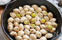 小さな粒に栄養満点!旬の時期に美味しく食べたいぎんなんレシピ15選