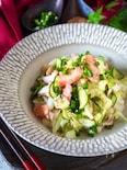 【主菜になる白菜】やみつき!シャキッと白菜とカニかまの中華風