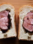 ローストポーク食パン