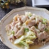 魚じゃなくても美味しいタレ♡豚ロースとキャベツの西京焼き風