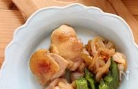鶏もも肉のハニー照り焼き〜生姜風味でさっぱりいただける〜