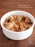 お弁当にもおすすめ♡甘辛豚煮の作り置きレシピ♡