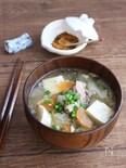 【栄養満点】さば水煮缶で作る!簡単美味しいあら汁