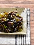 【2分】ご飯がすすむ♡銀杏草(仏の耳)のごま油炒め