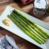 シンプルに野菜本来の味を味わう『アスパラガスのソテー』