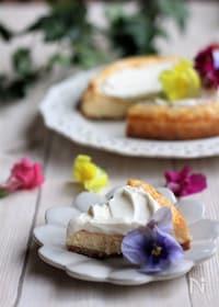 『ダブルチーズケーキ』