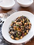 【デリ風サラダ】栄養豊富!ひじきと豆の彩りサラダ