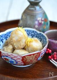 『減塩里芋の煮っころがし【作りおき】』