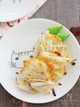 ごぼうのマヨチーズ焼き
