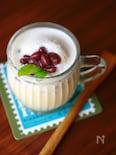 シャーベットミルクセーキ