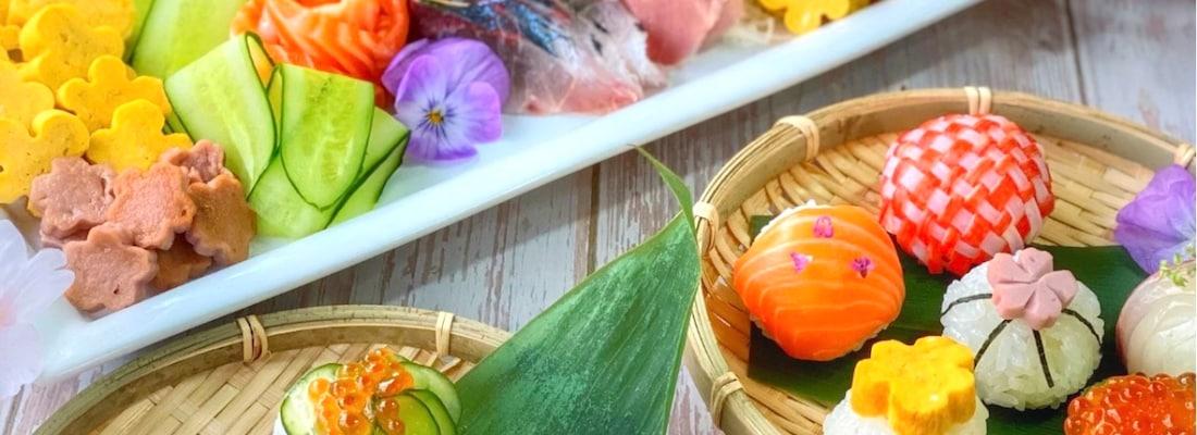 身近な食材を使って、美味しく華やかな食卓を★