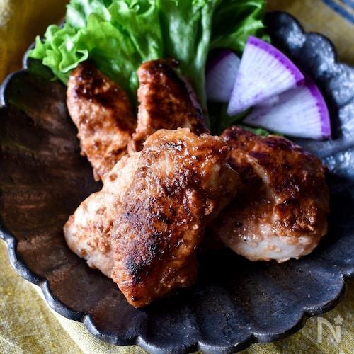 鶏むね肉でバーベキューチキン【下味冷凍OK】