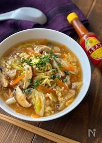 『瀬戸内風サンラータン麺』