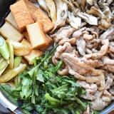 【コスパ最強レシピ】黄金比de激うま♡豚こまdeすき焼き風♡