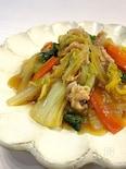フライパンひとつde<らくウマ>白菜と豚肉のうま煮♡