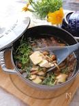 【STAUB】お鍋はそのままテーブルへ!豆腐のきのこあんかけ