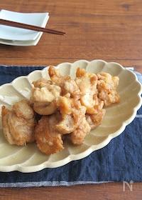 『ごはんがススム和総菜◎にんにく生姜風味の鶏の唐揚げ』